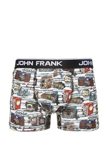 John Frank Boxer Mavi